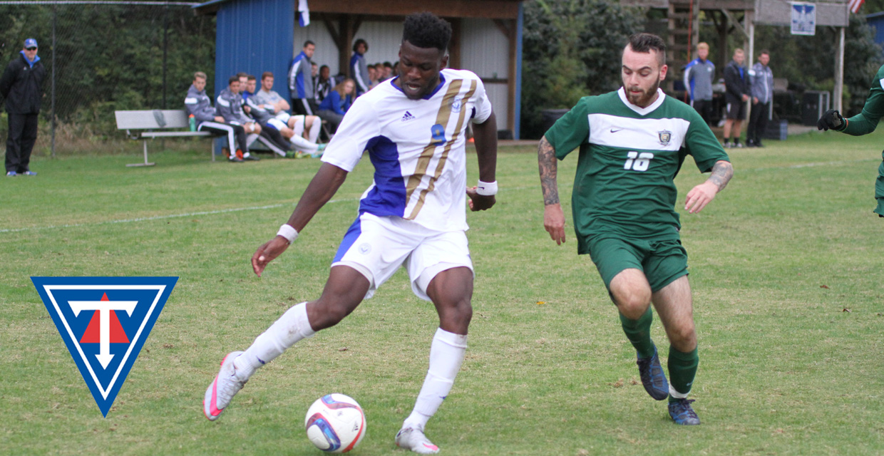 Photo for Former Bulldog Kimjika playing Professional Soccer