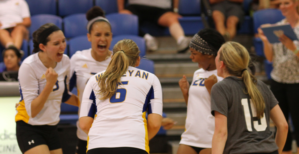 Photo for Volleyball set to compete at AAC Tournament